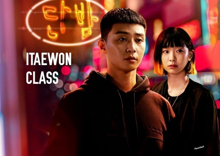 Review Itaewon Class Poster