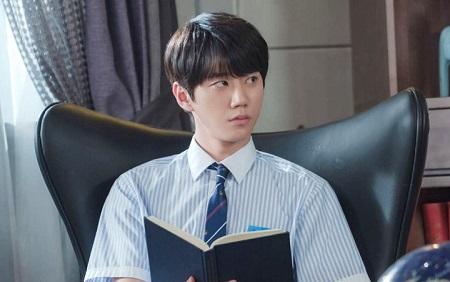 Yu Beom Jin (Jun U-Kiss)