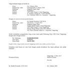 Contoh Surat Kuasa Bank BNI