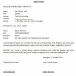 Contoh Surat Kuasa Pengambilan Ijazah di Tempat Kamu Kerja
