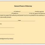 Contoh Surat Kuasa Pengambilan Paspor Menggunakan Bahasa Inggris