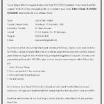 Contoh Surat Lamaran Kerja di Bank Mandiri