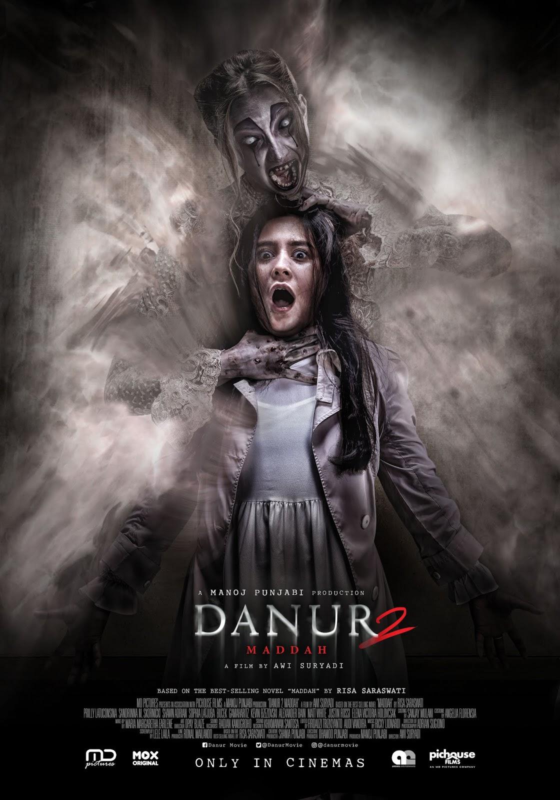 Danur 2 Maddah (2018)