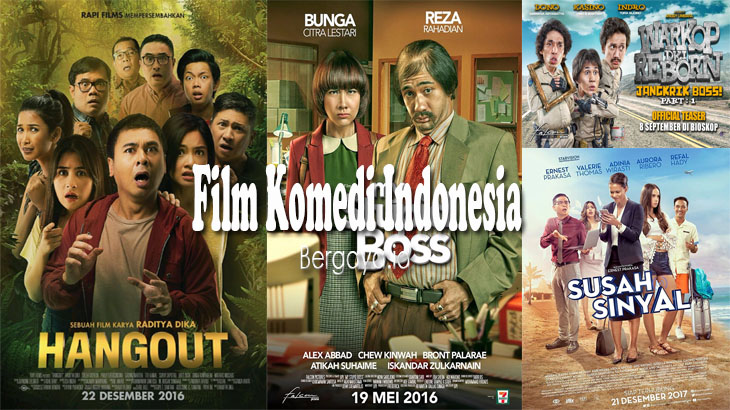 Film Komedi Indonesia