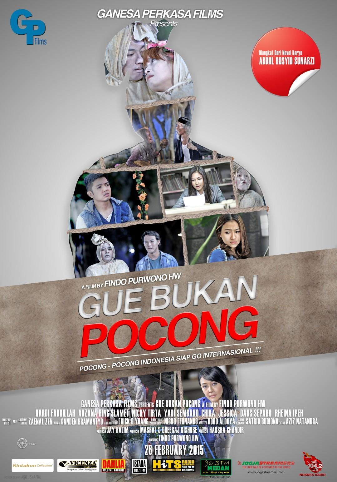 Gue Bukan Pocong (2015)