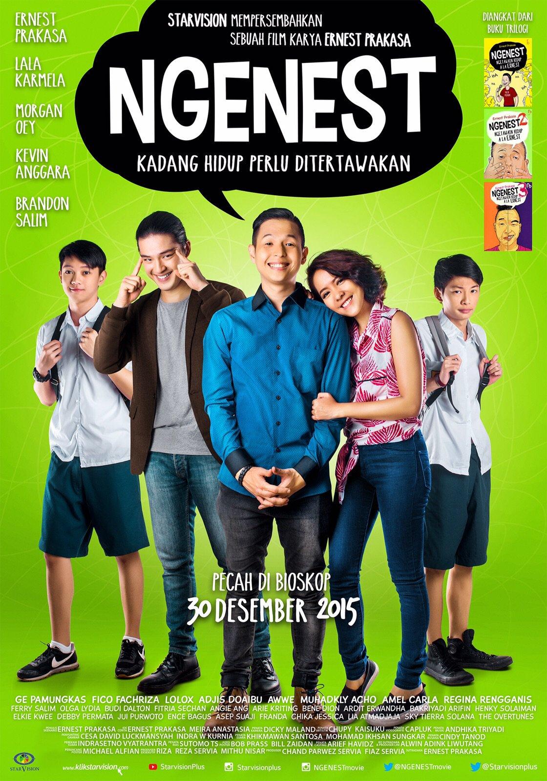 Ngenest (2015)