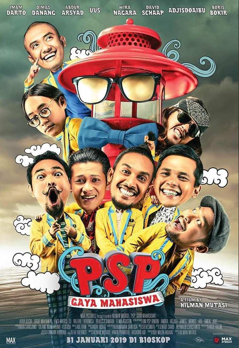 PSP Gaya Mahasiswa (2019)