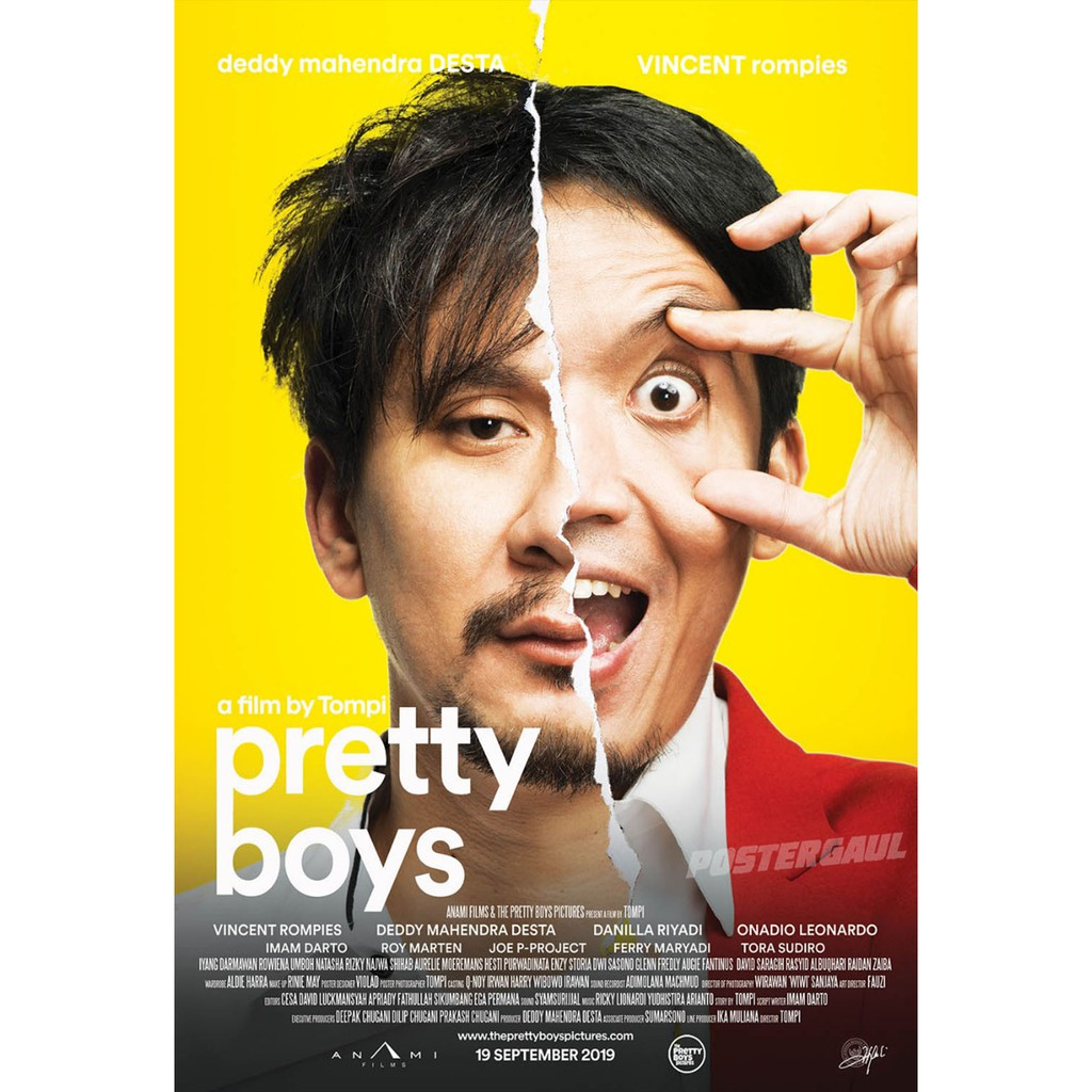 Pretty Boys
