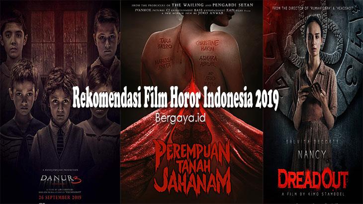 Rekomendasi Film Horor Indonesia 2019