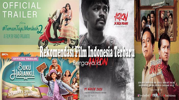 Rekomendasi Film Indonesia Terbaru