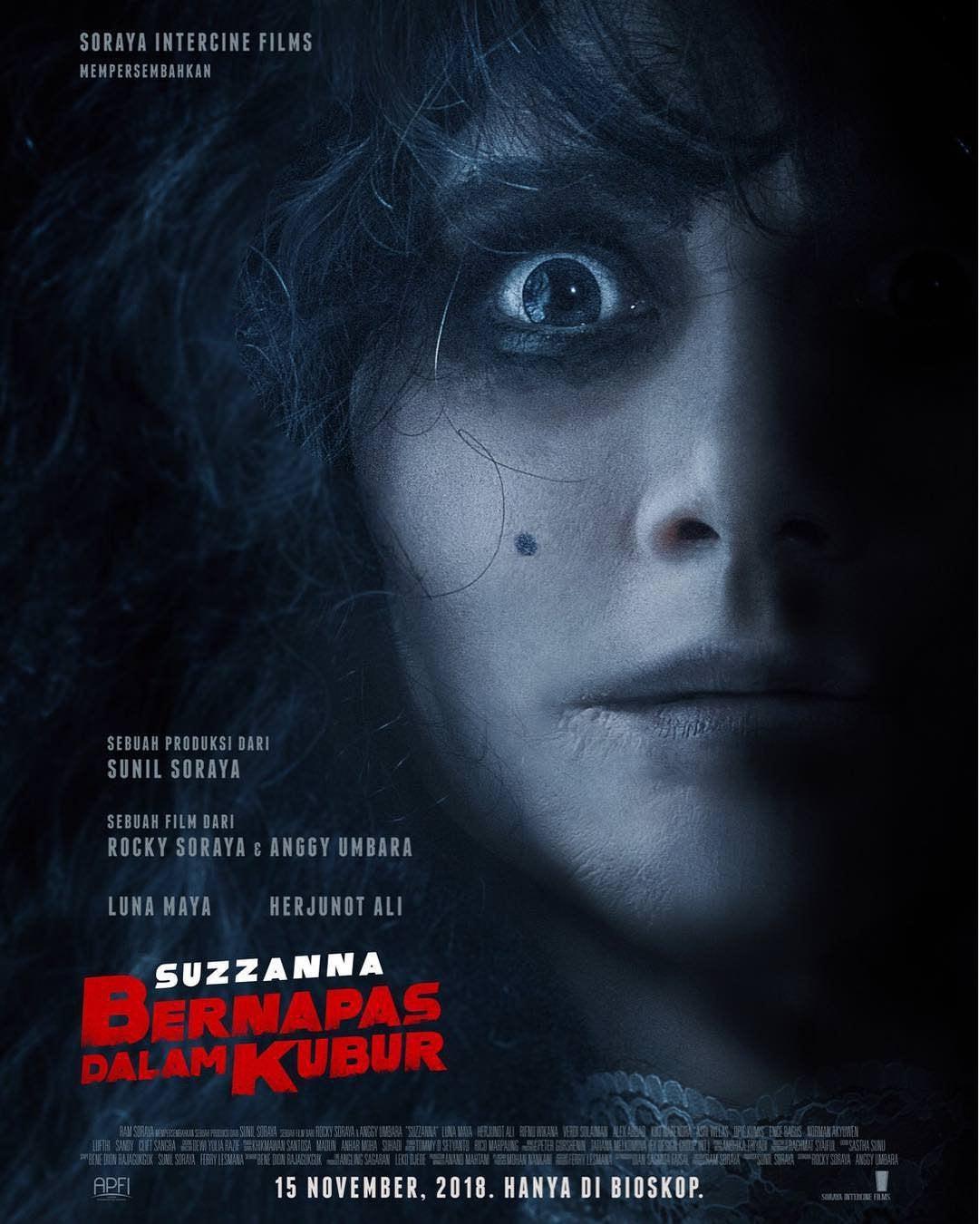Suzanna Bernapas Dalam Kubur (2018)