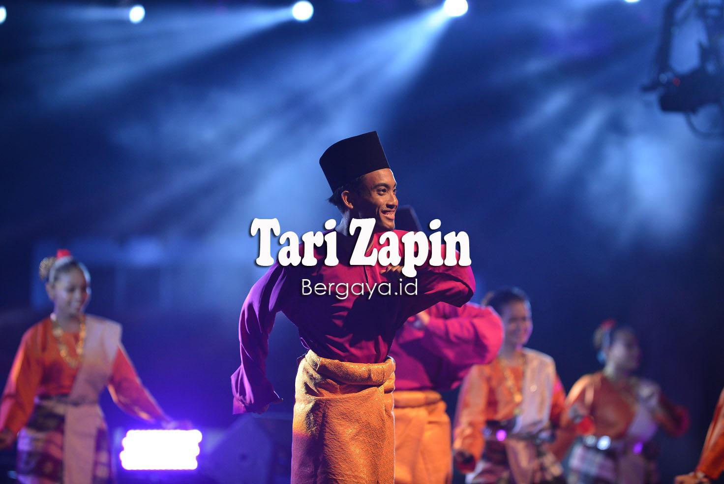 Tari Zapin
