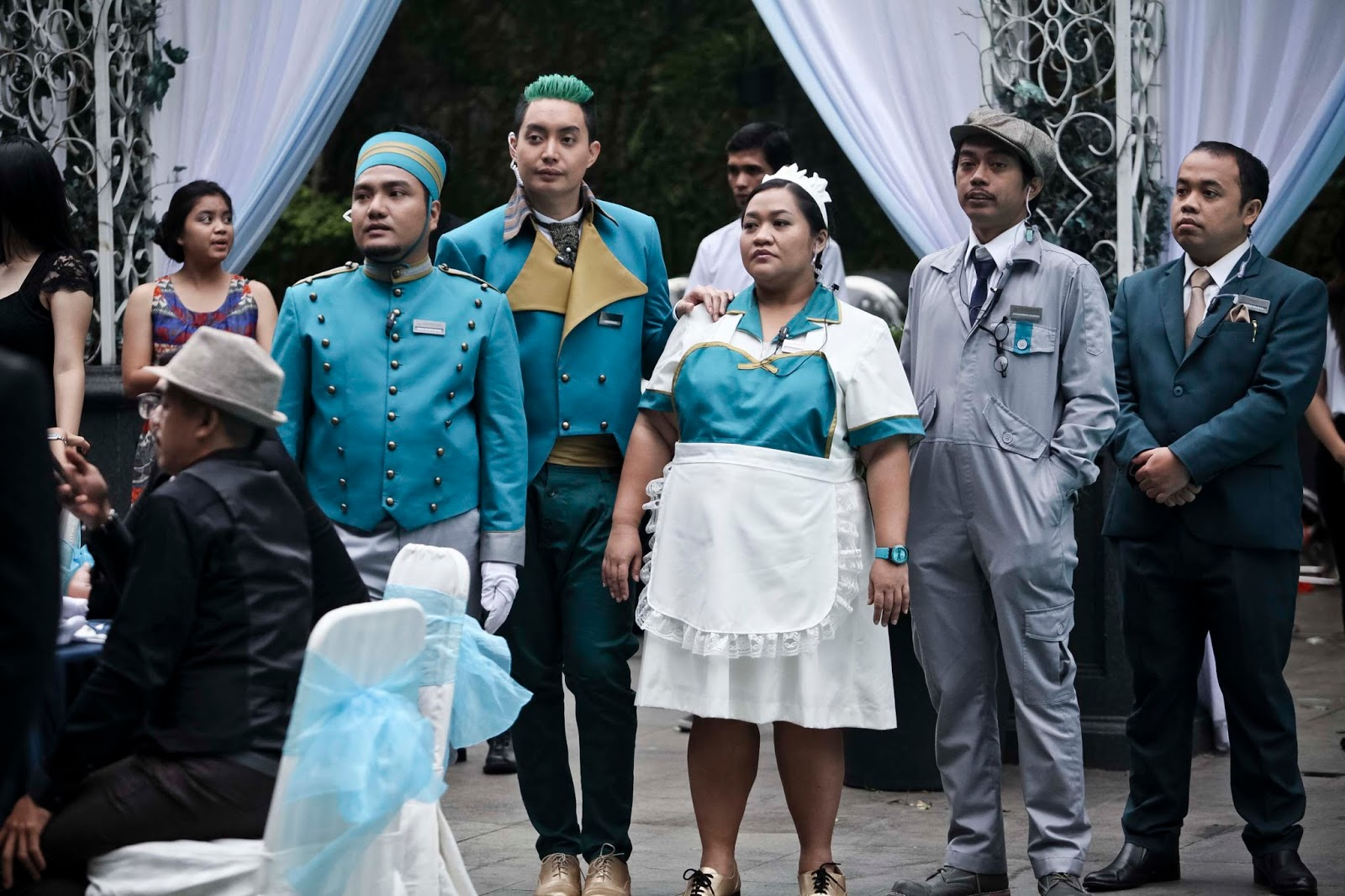 The Wedding and Bebek Betutu (2015)