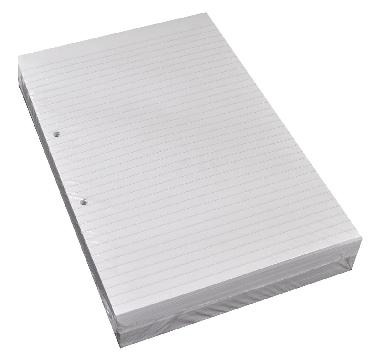 Tulis di Kertas Folio Bergaris