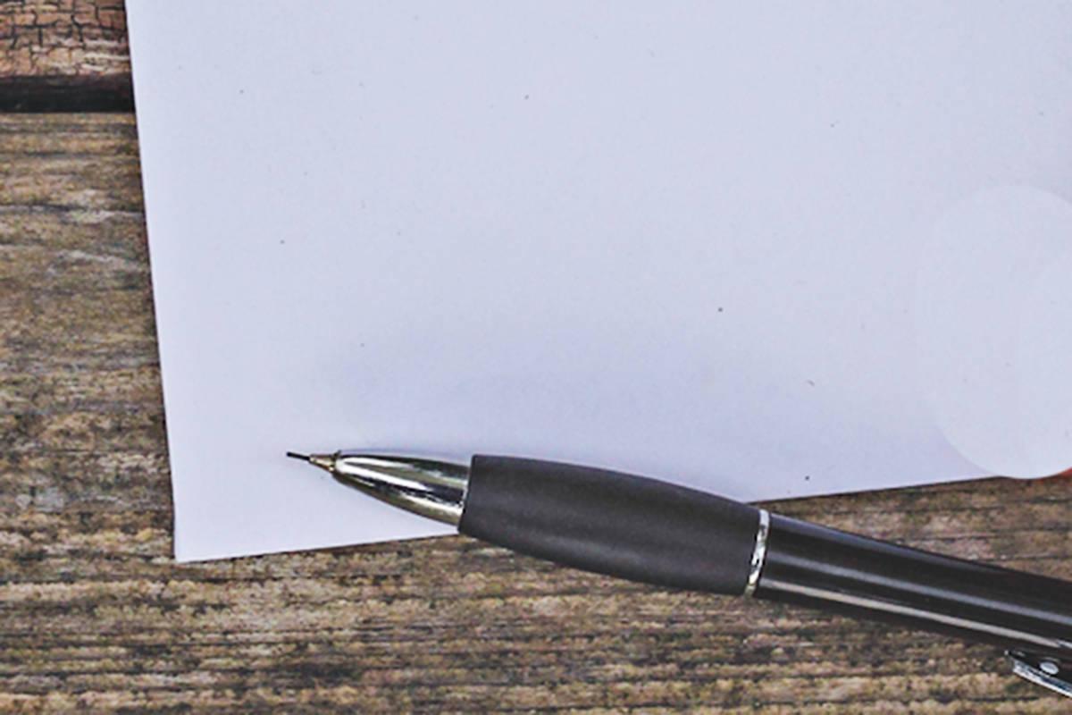Struktur Penulisan Surat Dinas yang Benar