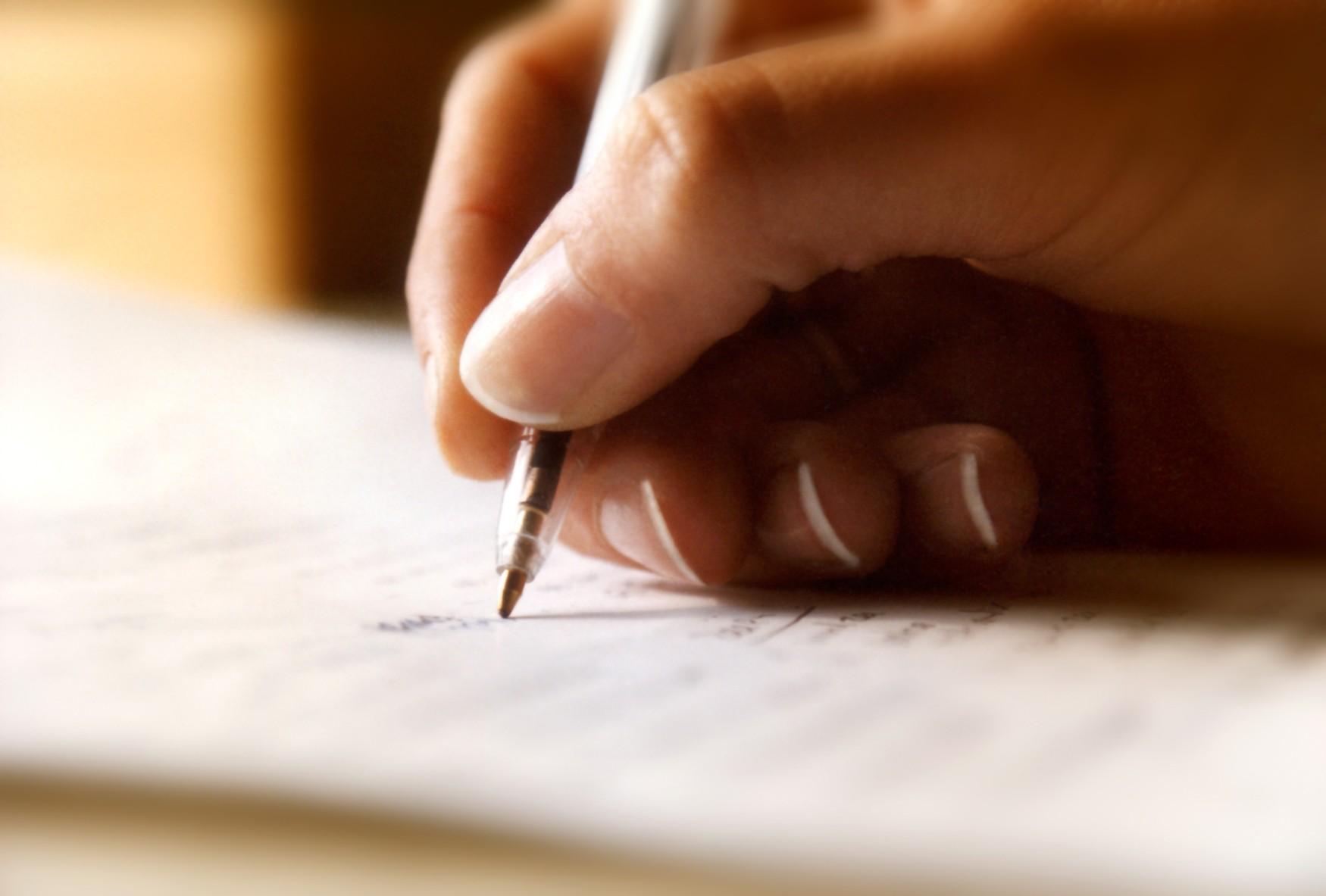 Struktur Surat Pengalaman Kerja