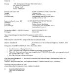Surat Pengunduran Diri dari Tender Proyek