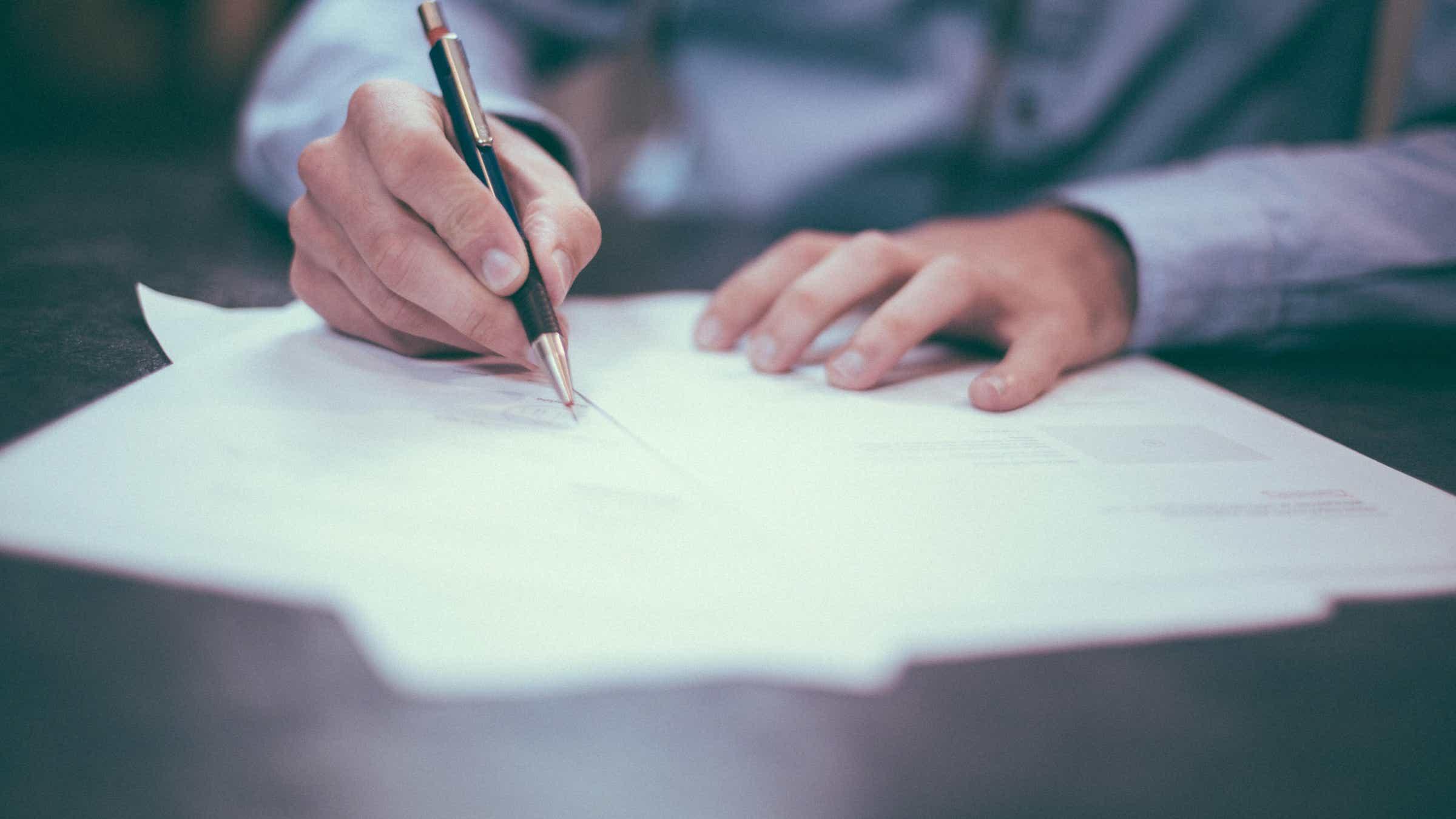 Syarat Penulisan Surat Dinas yang Benar
