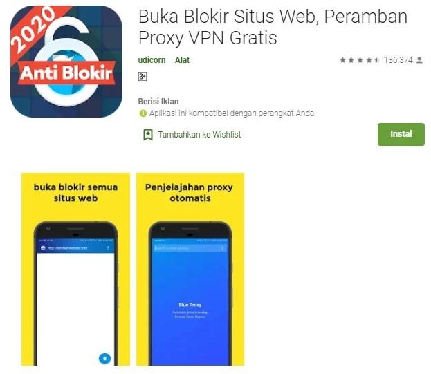Bluex Proxy