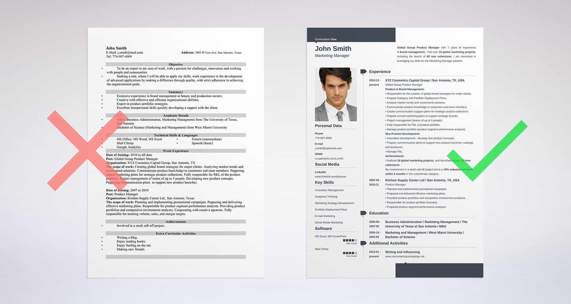 Hal-Hal yang Harus Diperhatikan dalam Membuat CV