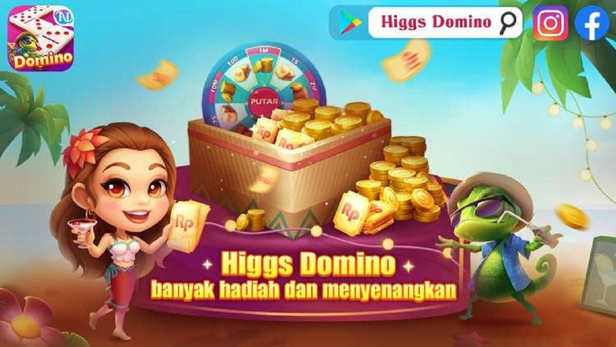 Higgs Domino Island Game Nomor 1 di Indonesia