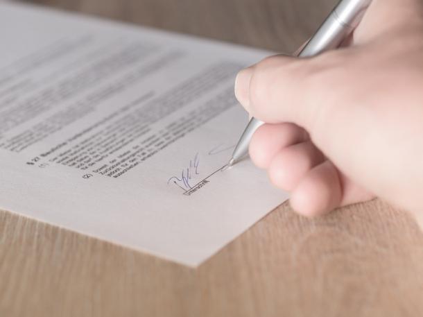 Pengertian Surat Perjanjian