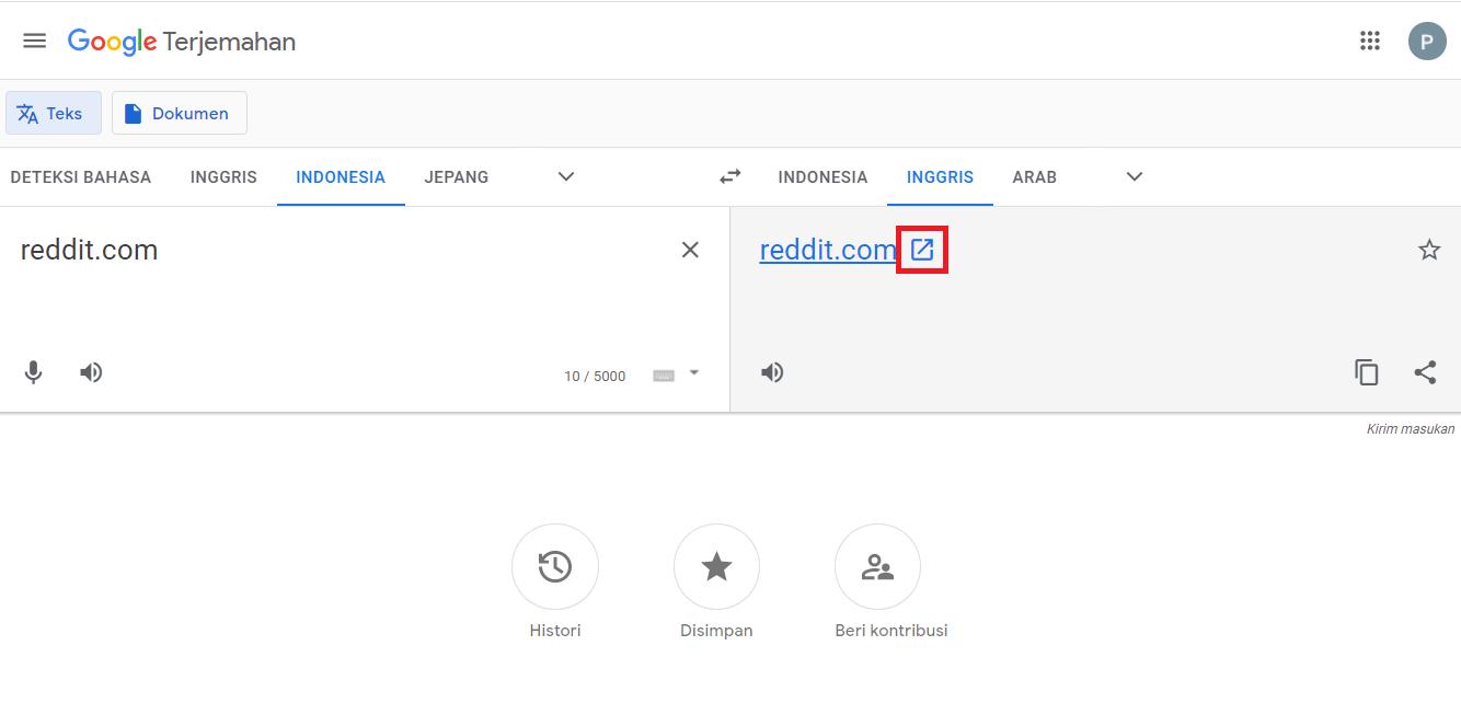 cara membuka situs yang diblokir tanpa VPN