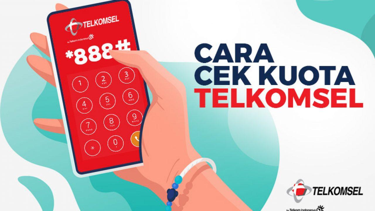 Cara Cek Kuota Telkomsel Lewat Dial Call