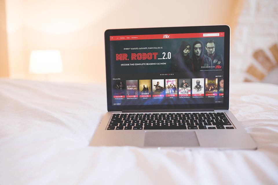 Cara Download Film di Flix lewat PC