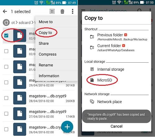 Cara Mengembalikan Chat WhatsApp Terhapus