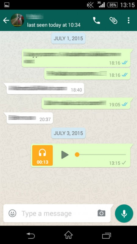Ciri Ciri WhatsApp Di Blokir