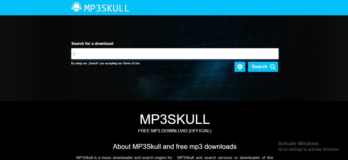 MP3Skulls (Download Lagu Mp3 Gratis)