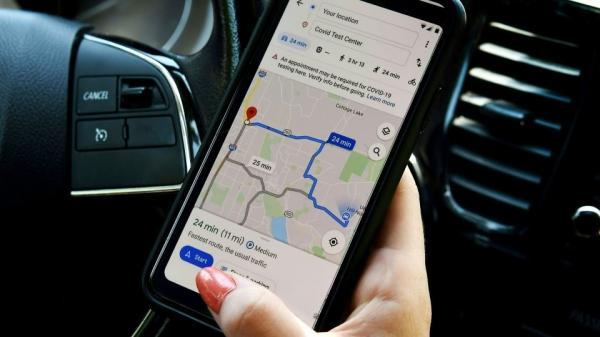 Melacak HP Hilang dengan Google Maps