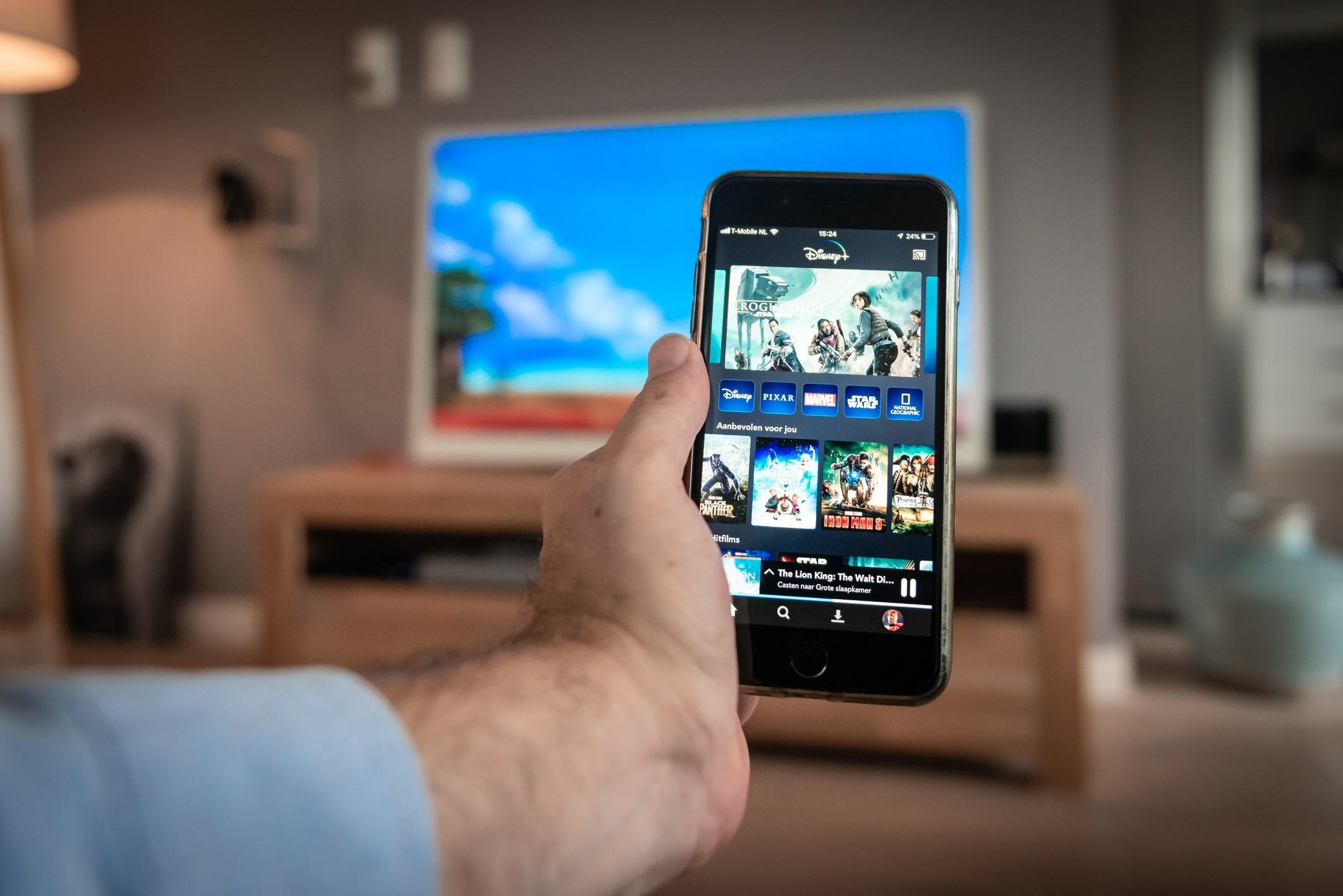 Menghubungkan HP ke TV Tanpa Kabel