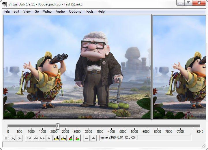 VirtualDub Video Editor PC