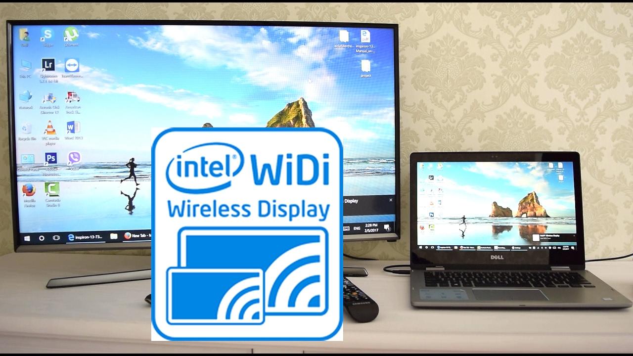 WiDi (Konek hp ke tv)