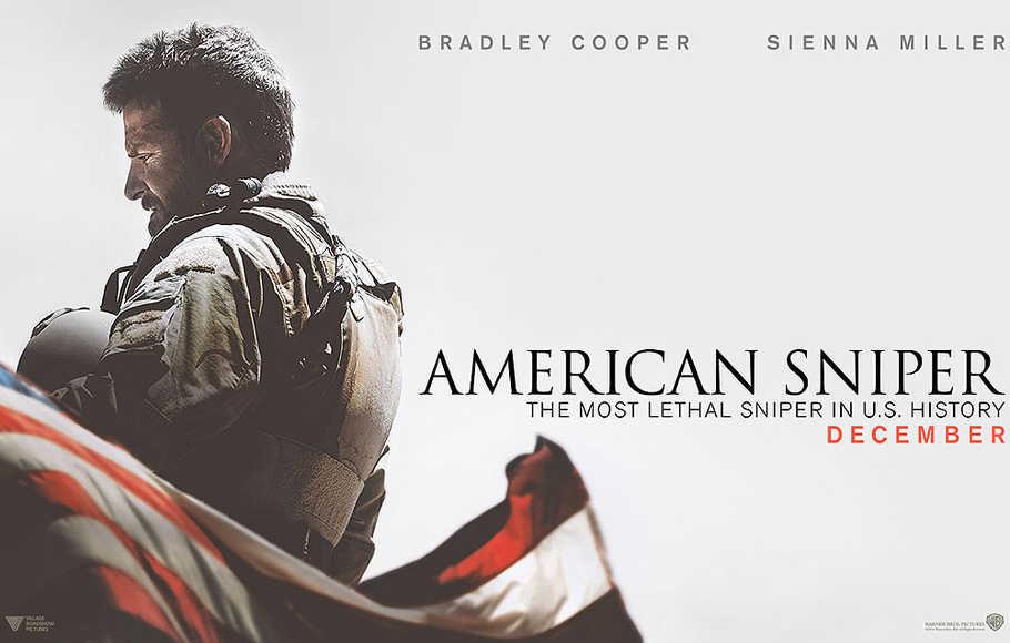 American Sniper (Film Sniper Terbaik)