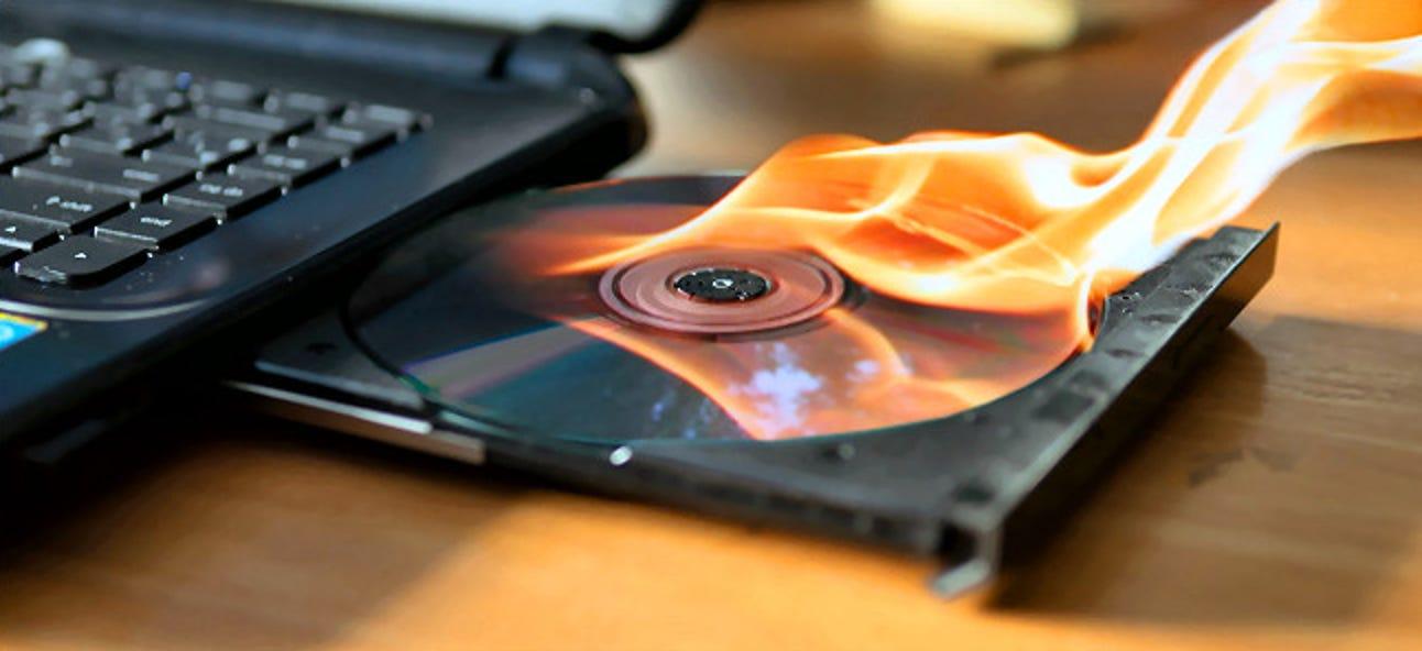 Apa Itu Burning CD