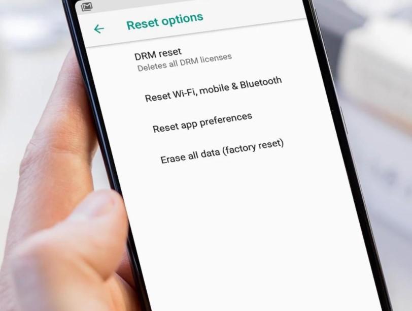Cara Factory Reset HP Xiaomi