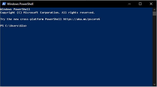 Cara Melihat Tipe Laptop Windows dengan Power Shall