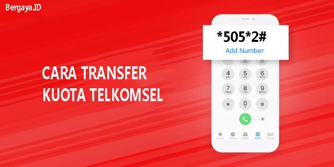 Cara Transfer Kuota Telkomsel lewat UMB