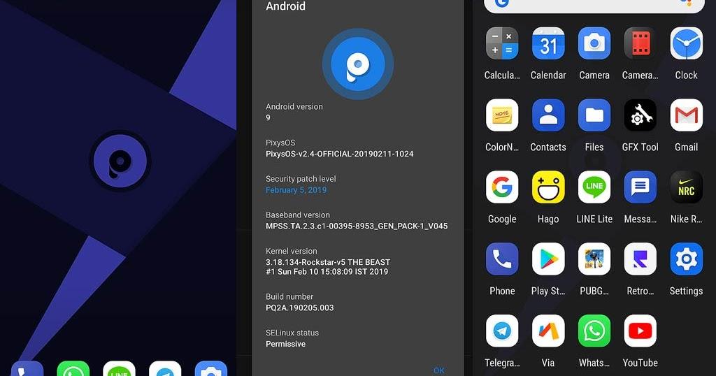 Cara Update Android dengan Custom ROM