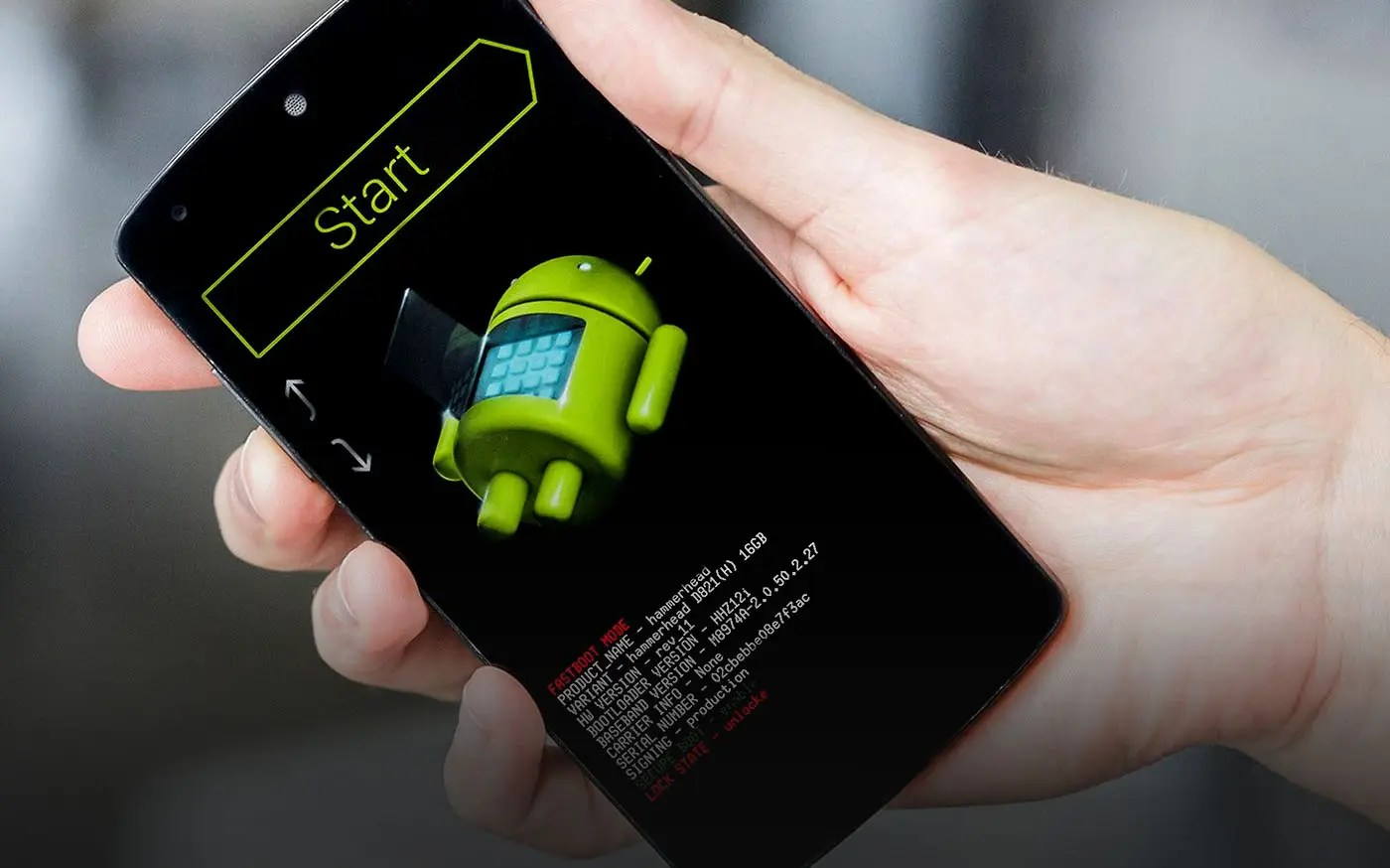 Cara Upgrade Android melalui Root