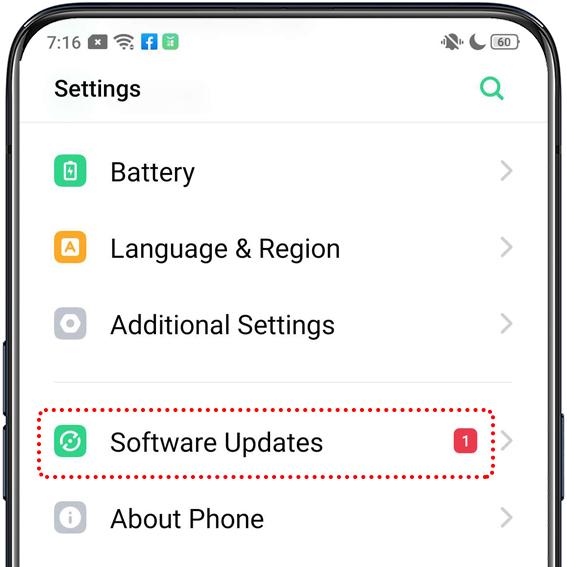 Cara Upgrade Android secara Offline