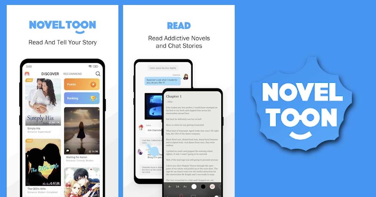 NovelToon (Aplikasi Baca Novel)