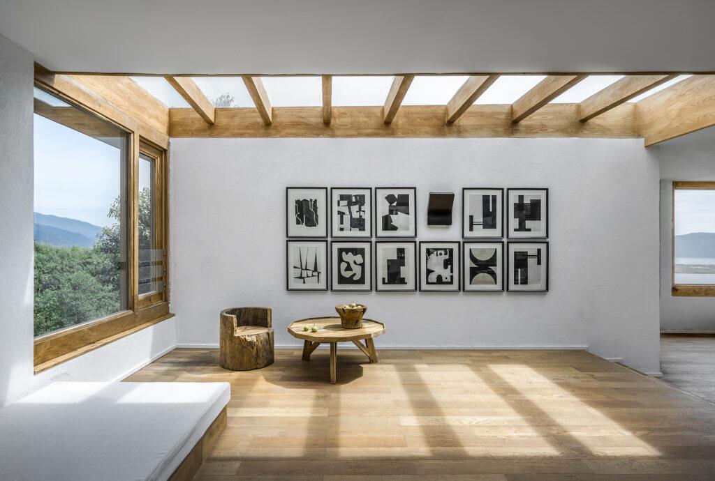Desain Fasad Rumah Minimalis Modern Lantai 2