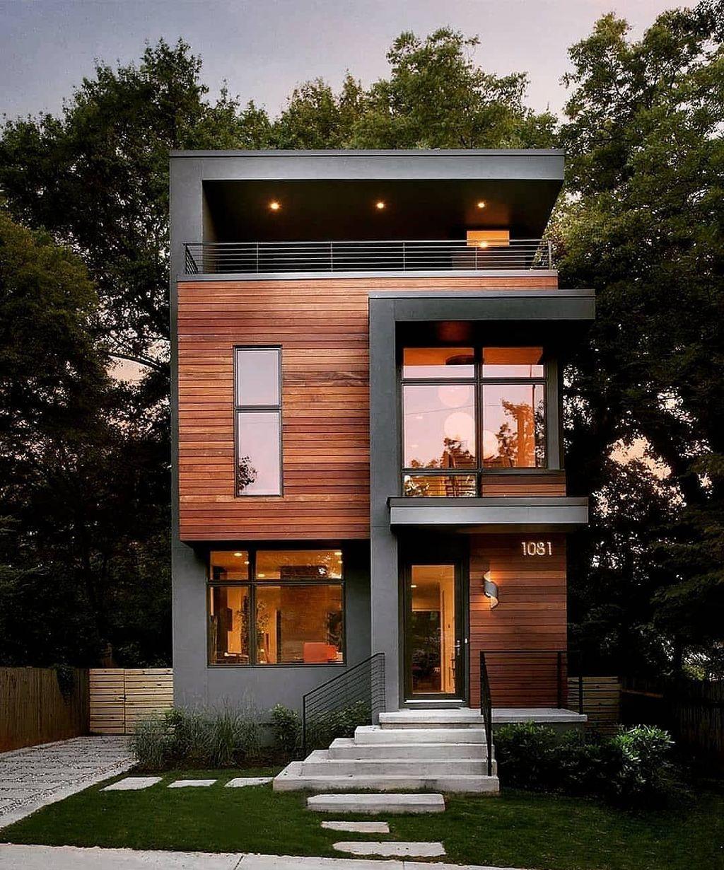 Fasad Rumah Minimalis 2 Lantai