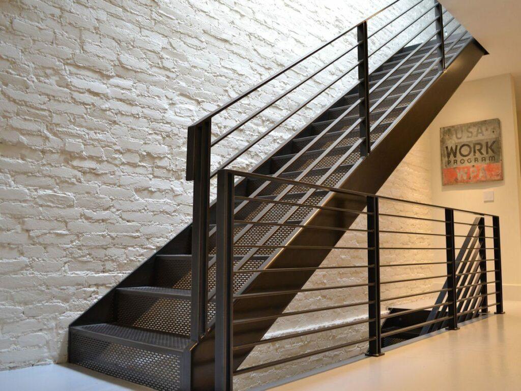 Gambar Tangga Rumah Minimalis Modern 2 Lantai