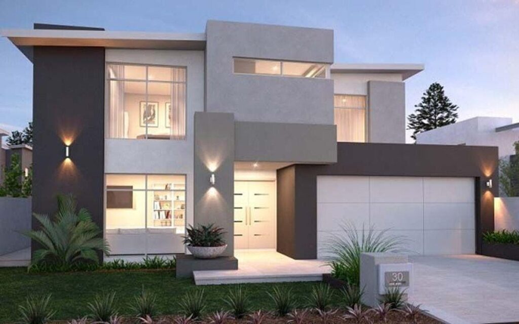 Inspirasi Rumah Minimalis 2 Lantai