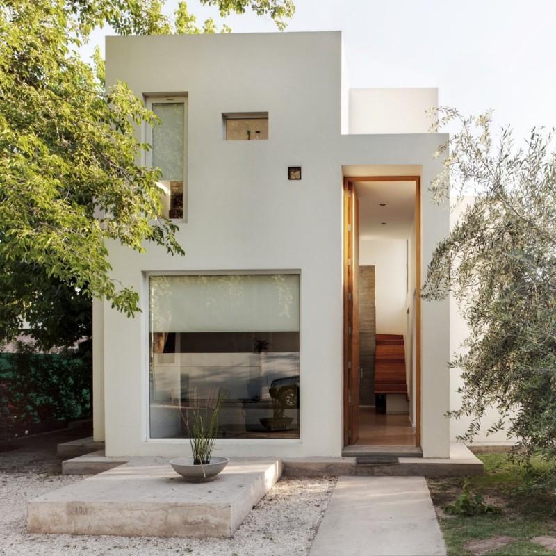 Model Rumah 2 Lantai 6x12